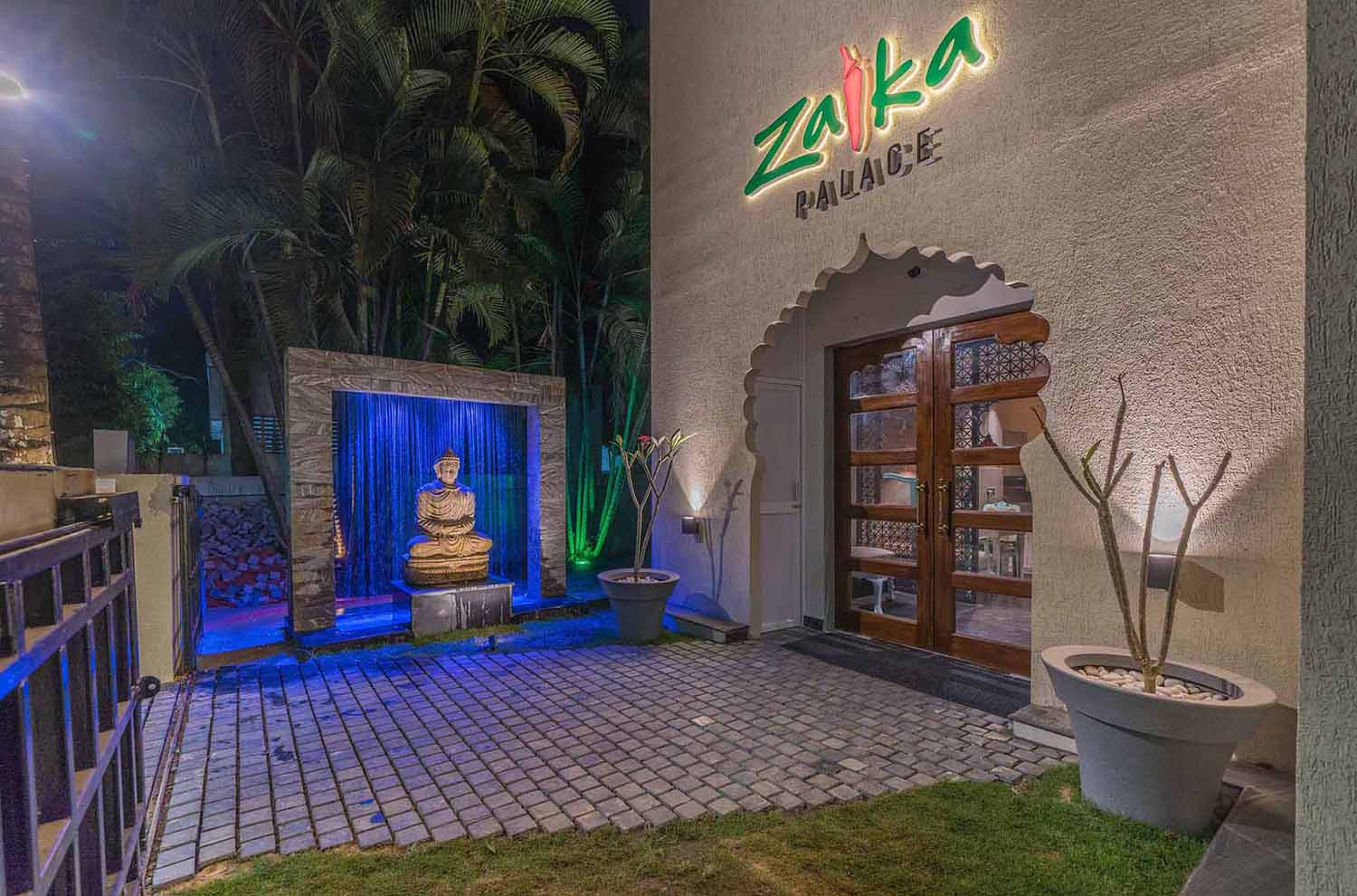 Top Commercial Architects of Bhubaneswar Zaika Palace.